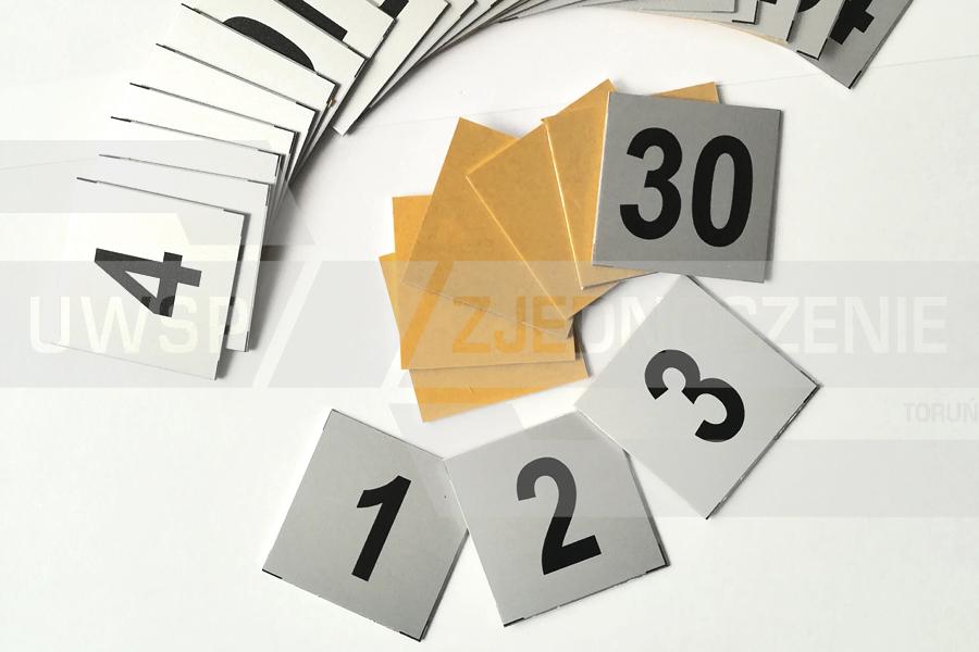 Numerki 1-30 - UWSP ZJEDNOCZENIE TORUŃ